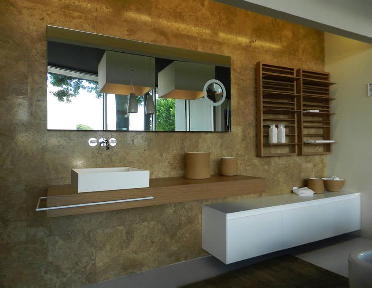 Lavabi 618®: Bagno in stile  di Seicentodiciotto