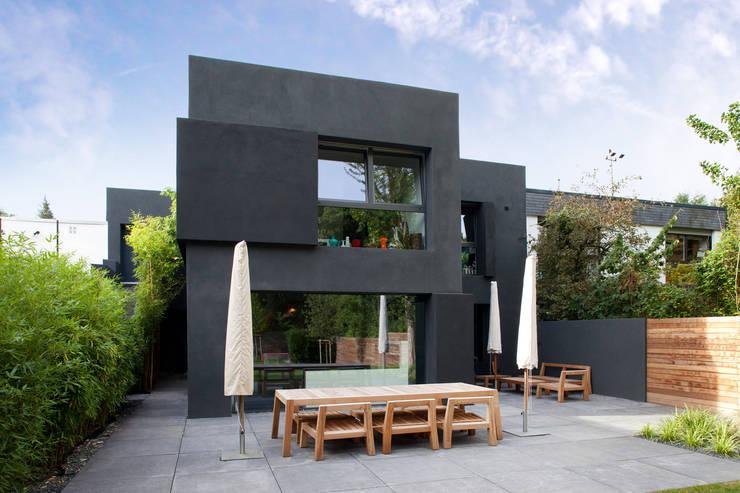 Wohnhaus Frechen:  Häuser von Scheumar Baumanufaktur,Modern