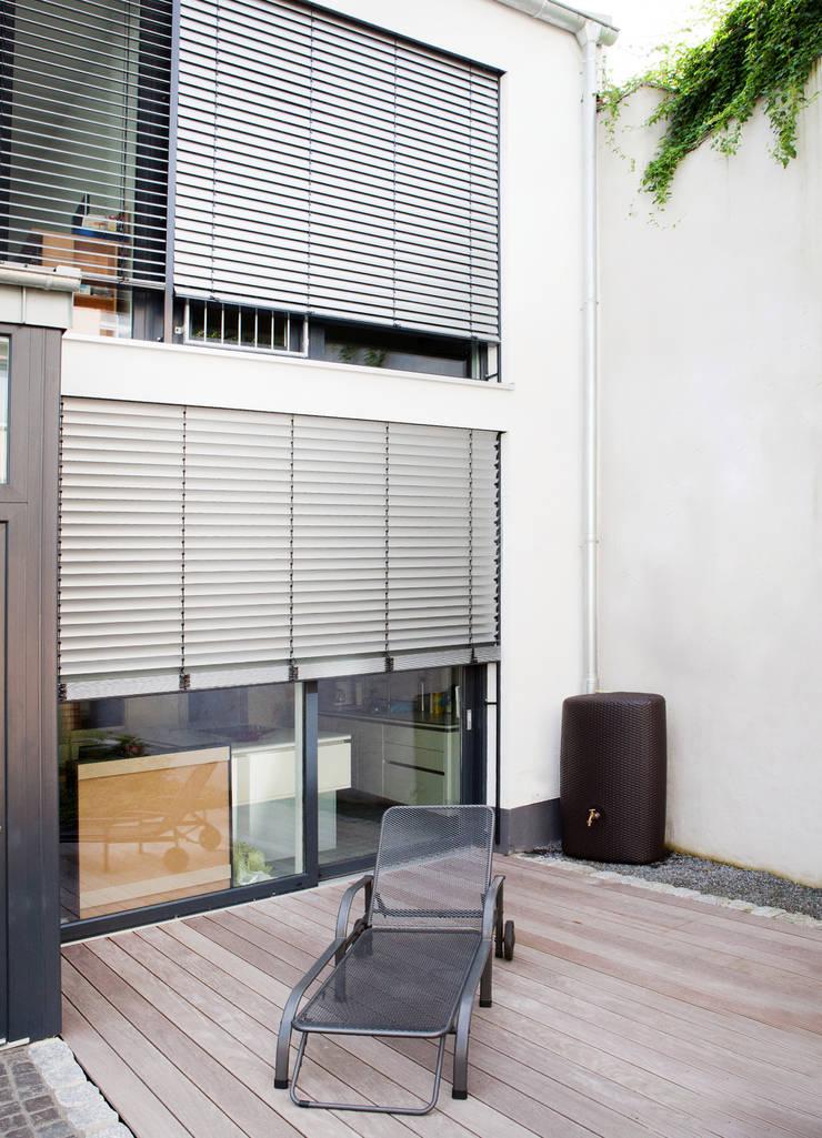 Mehrparteienhaus:  Häuser von Scheumar Baumanufaktur,Modern