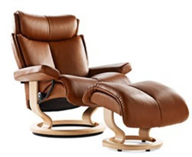 Sillon Confort: Hogar de estilo  de ambara