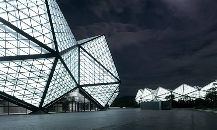 Shenzhen Universiade Sports Center, 2011:  Stadien von Conceptlicht GmbH,Modern