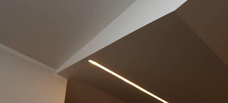 La <q>Faveur</q>: Soggiorno in stile  di Marco Maria Statella - Architect