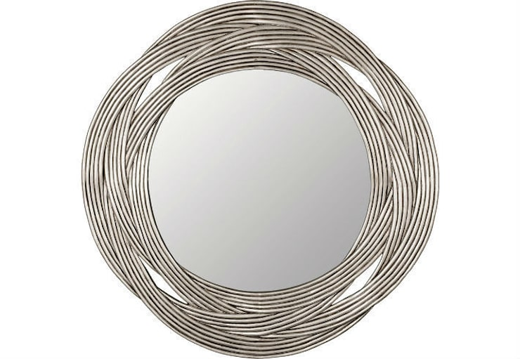 Mirror Eclipse:  Living room by Adonis Pauli HOME JEWELS