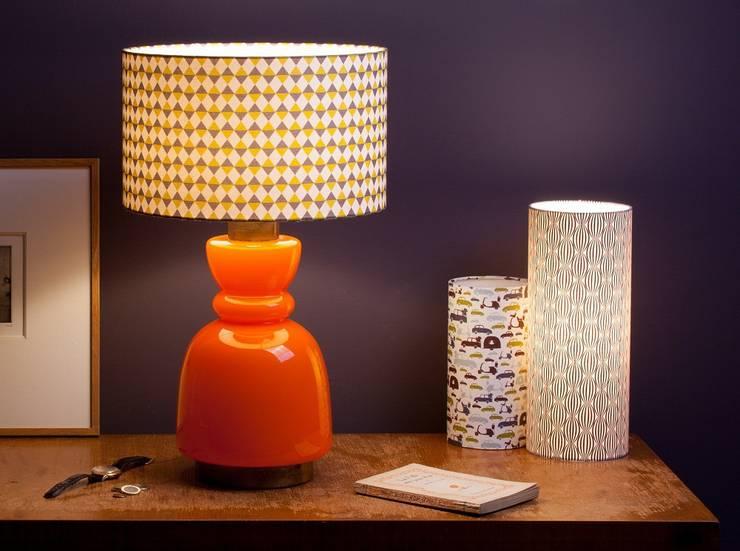 Lampes d'ambiance: Chambre de style  par Fabuleuse Factory