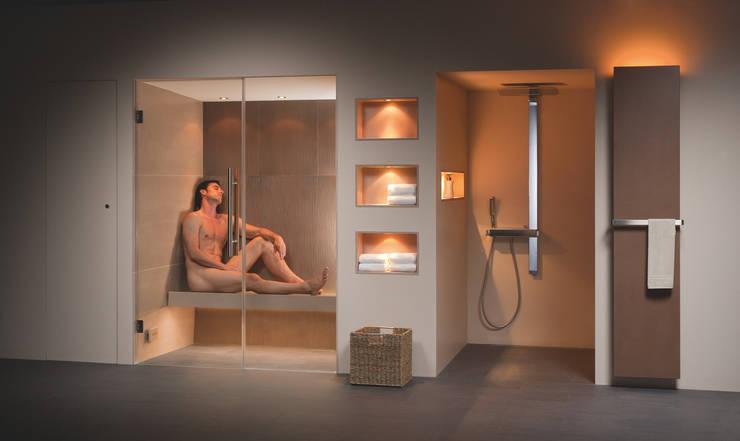 Home Spa Cubic Style - Wellness Urlaub zu Hause: modernes Spa von Sommerhuber GmbH