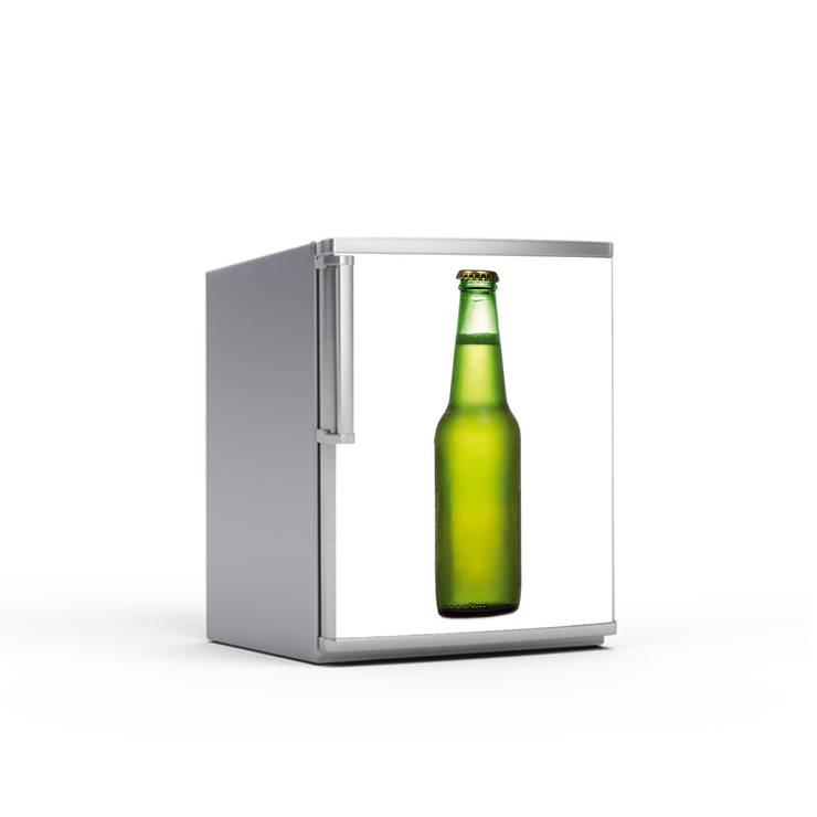 Kühlschrankfolie - Cold Bottle:  Küche von creatisto GmbH