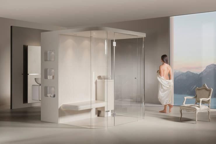 Sanfte Kurven - Home Spa. Genuss neu definiert!:  Spa von Sommerhuber GmbH