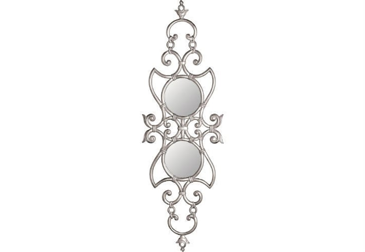 Mirror Delilah:  Living room by Adonis Pauli HOME JEWELS