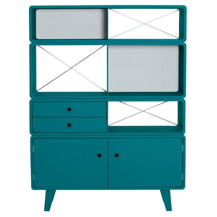 Bibeni bleu canard:  de style  par Laurette