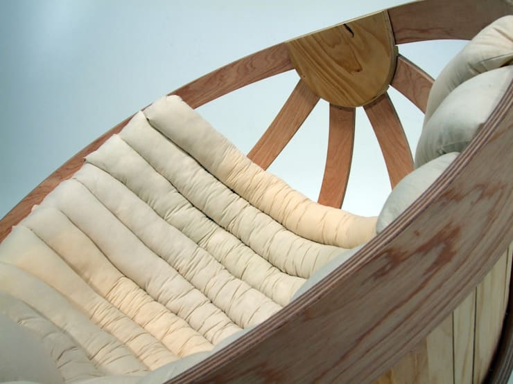 Cradle:  Living room by Richard Clarkson Studio