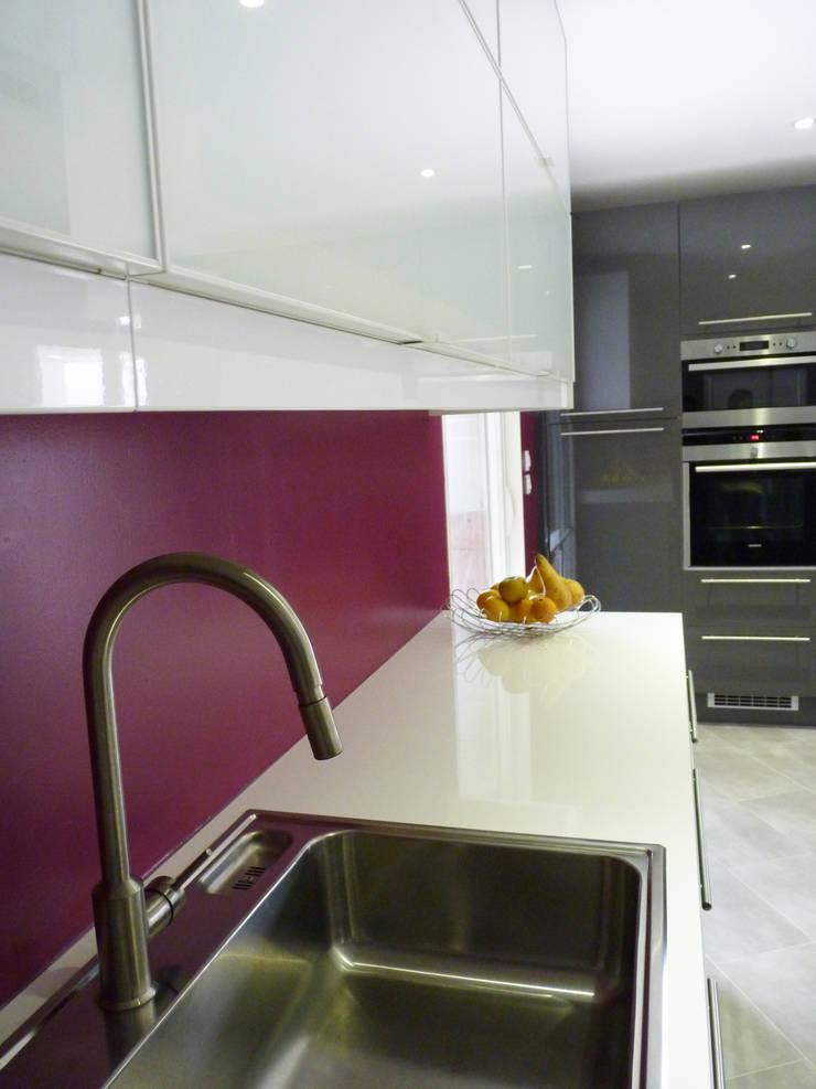 Dapur oleh Audrey Ardalan, Modern