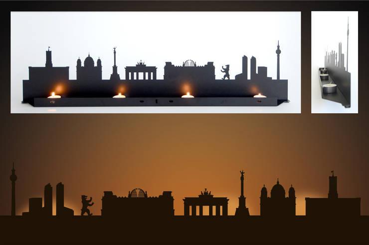 Radius Licht City : modern  von Radius Design,Modern