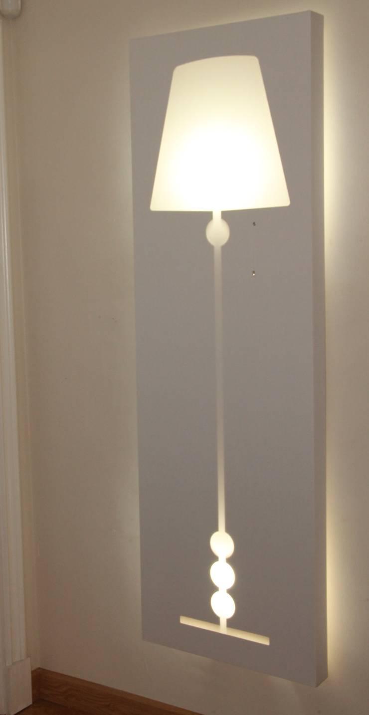 LAMPARAS GRANDES:  de estilo  de Acontraluz Collection