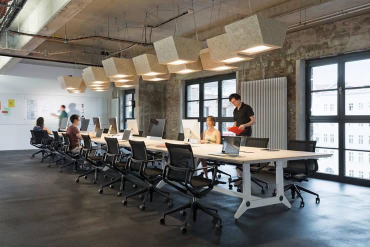 kinzo-berlin:  tarz Ofis Alanları