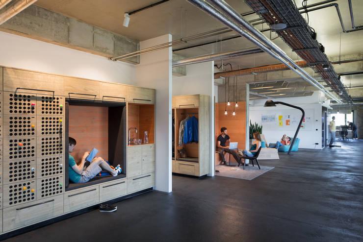 Soundcloud Office Berlin:  Bürogebäude von kinzo-berlin