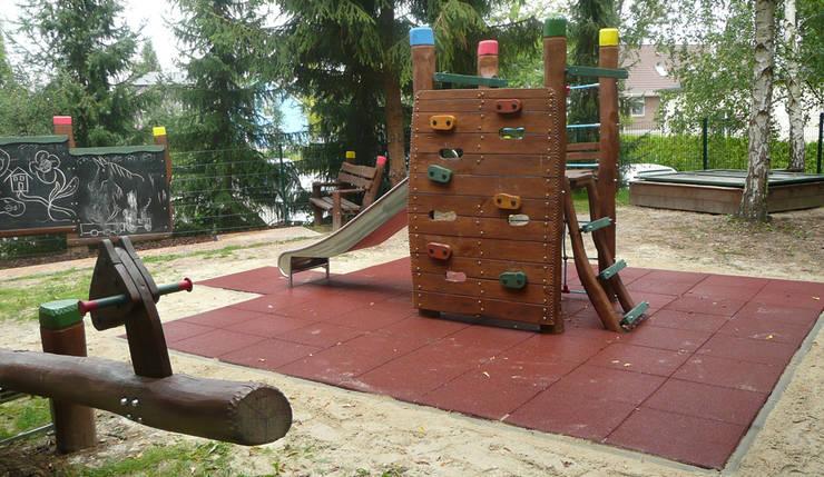 Kinderfreundlicher Belag de WARCO Bodenbeläge Moderno