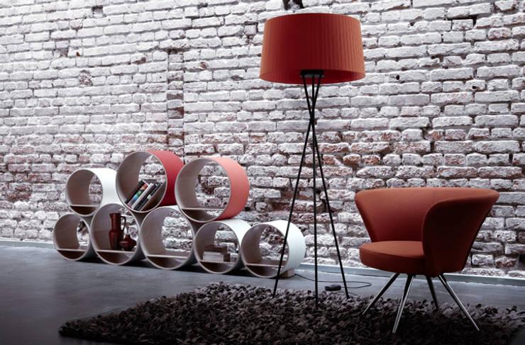 Living room by Kißkalt Designs