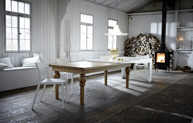 Comedor de estilo  de Kißkalt Designs