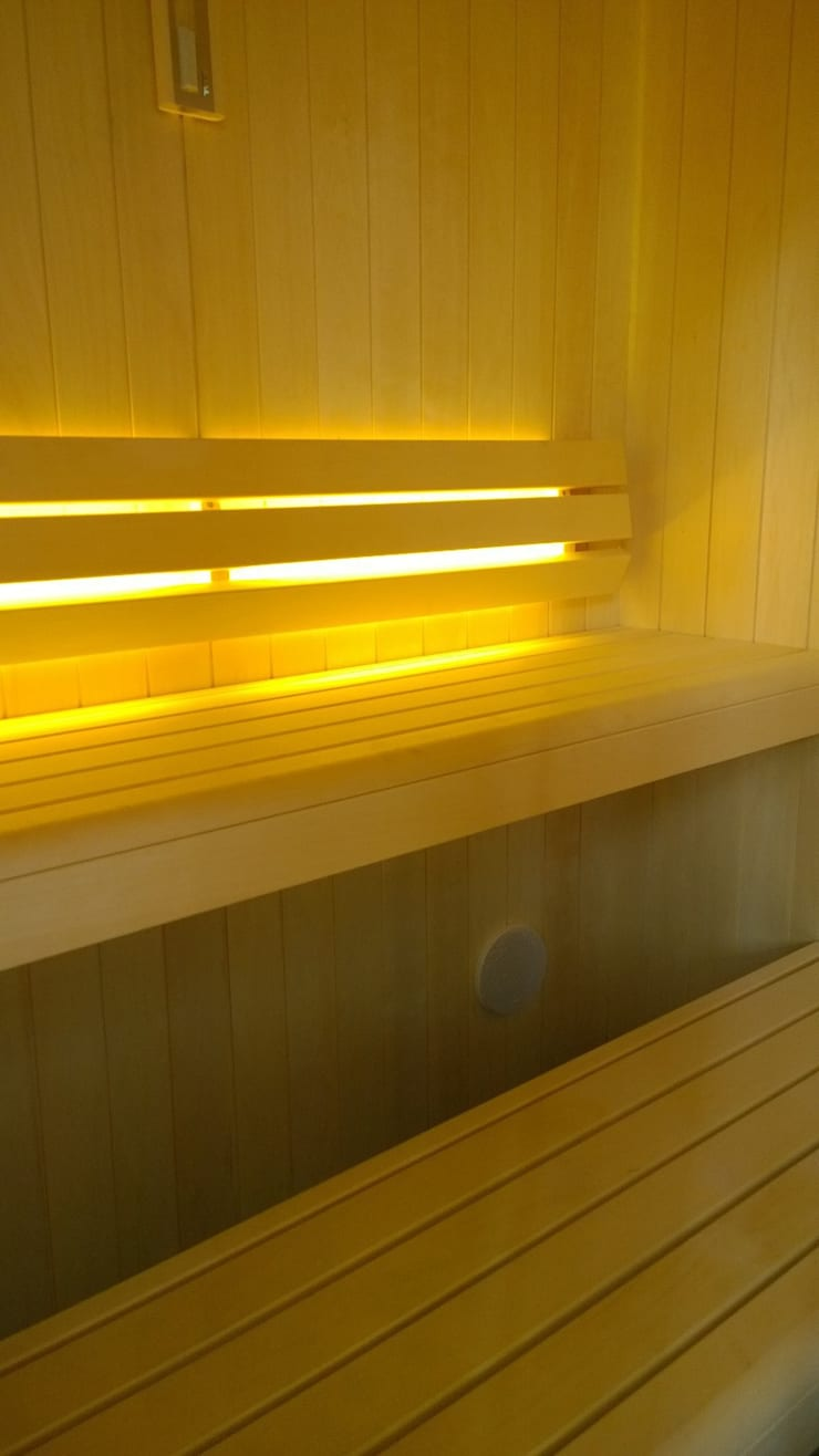 Home Sauna:  Spa by Leisurequip Limited