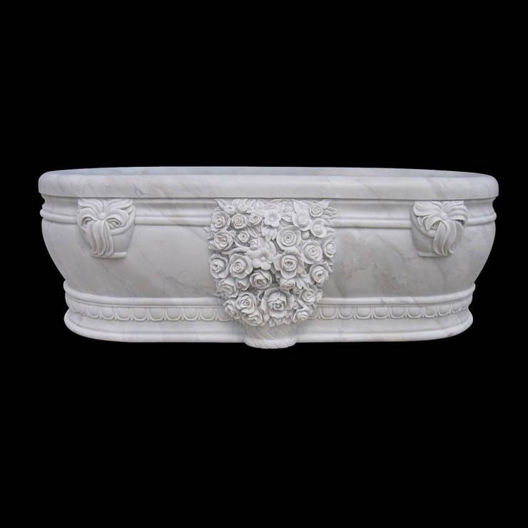Bath room Tubs:  Bathroom by Anzalna Trading Company