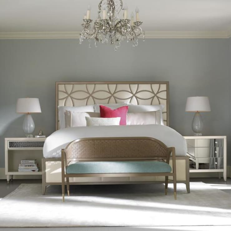 Caracole Bedrooms:  Schlafzimmer von Sweets & Spices Dekoration und Möbel