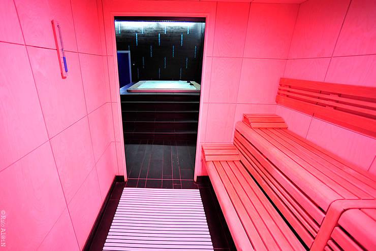 Hôtel 3* - Lyon France - ÔTELIA:  de style  par Agence Philippe BATIFOULIER Design