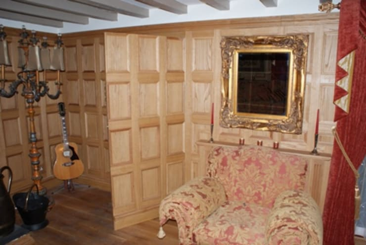 Paul Winterbottom:  Walls & flooring by The UK's Leading Wall Panelling Experts Team