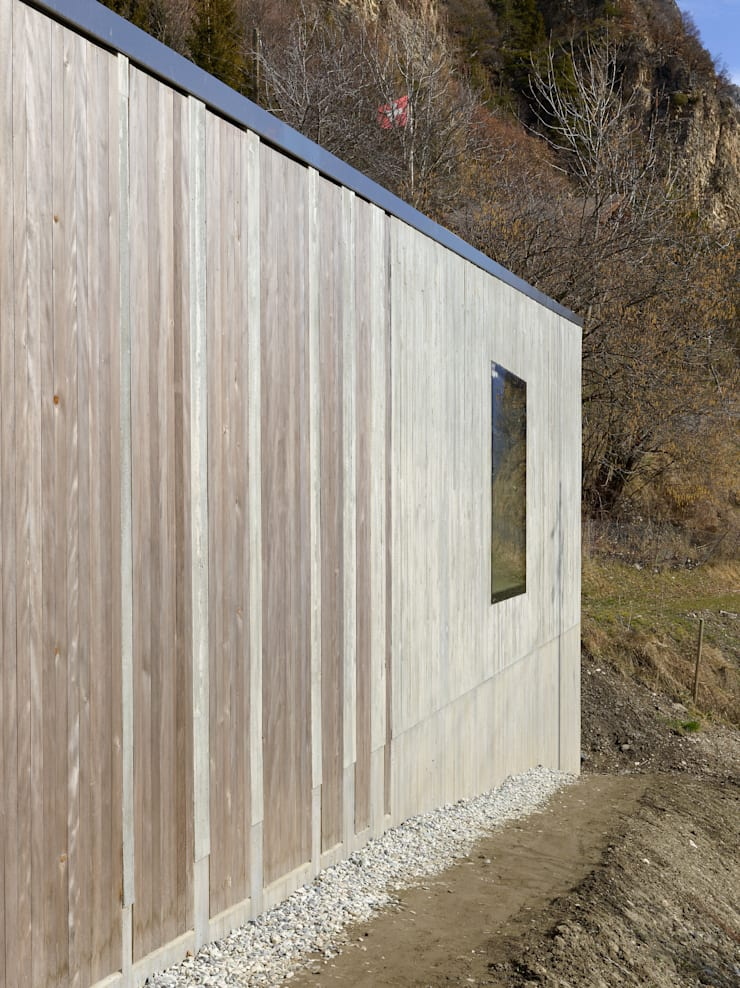 Atelier Roduit:  de style  par savioz fabrizzi architectes