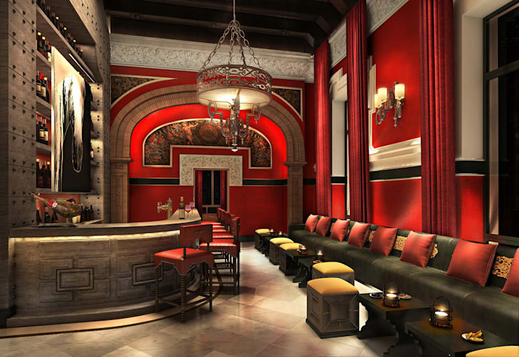 Alfonso XIII Hotel, Seville:   by white owl works