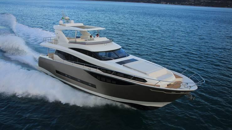 Yacht PRESTIGE 750: Yachts & Jets de style  par Prestige Yachts