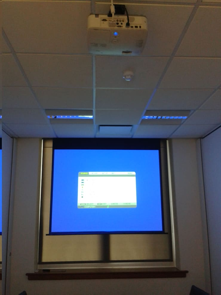 Audio Visual Installation Yorkshire:  Commercial Spaces by Definition Audio Visual