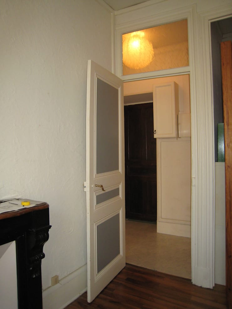 Appartement J / RÉNOVATION / 31m2:  de style  par JD Architecture