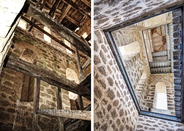 Rehabilitación de torre mudejar del siglo XVI:  de estilo  de ADDEC arquitectos