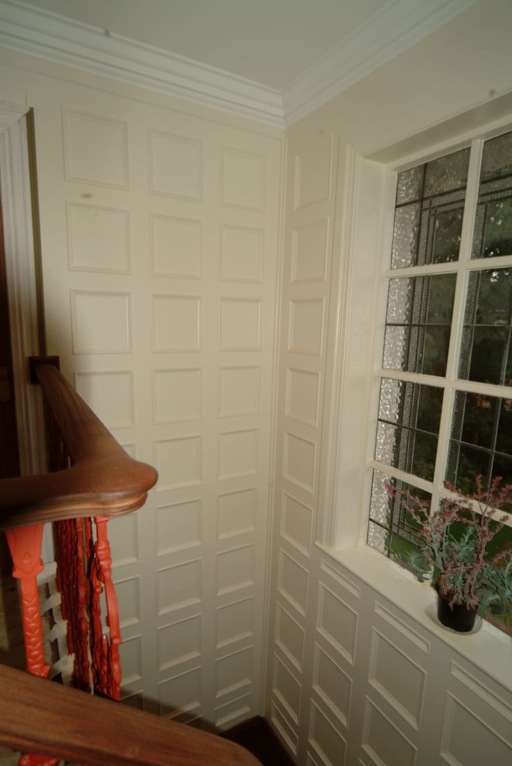 Clare and Carls, Lytham St Annes:  Walls & flooring by The UK's Leading Wall Panelling Experts Team