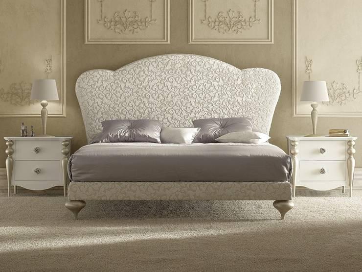 Coleccion PASION: Dormitorios de estilo  de LUXURYLOFT.ES