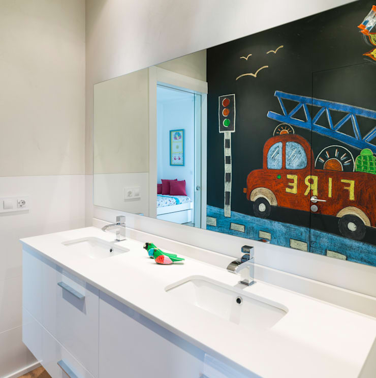 Bathroom by margarotger interiorisme