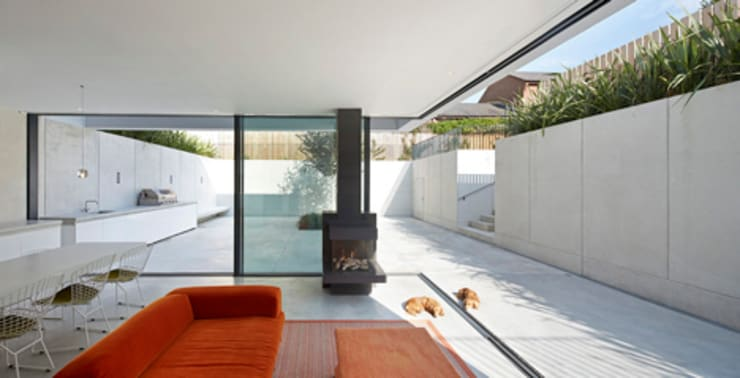 The Garden House:  Houses by IQ Glass UK