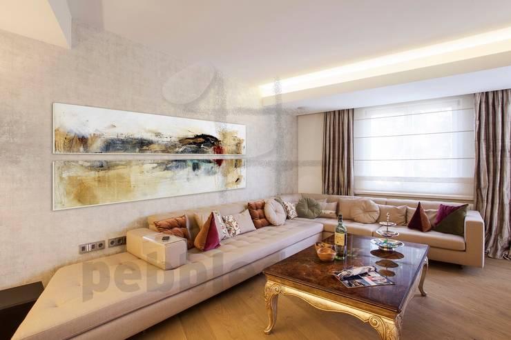 Interior landscaping by Pebbledesign / Çakıltașları Mimarlık Tasarım