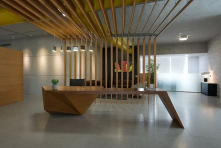Office with a diffrence:   by S A K Designs