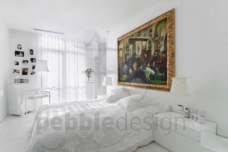 Bedroom by Pebbledesign / Çakıltașları Mimarlık Tasarım