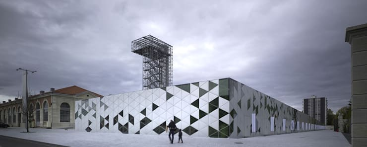 SCD:  Kongresscenter von LIN Architects,