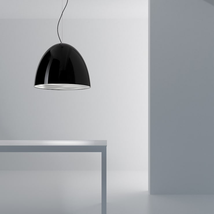 Lampada Furà: Soggiorno in stile  di Studio 06