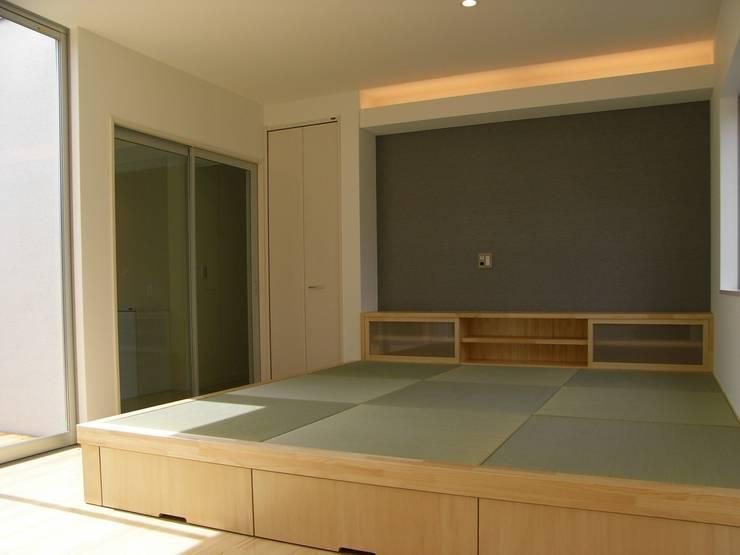 座 敷: 松井設計が手掛けた和室です。
