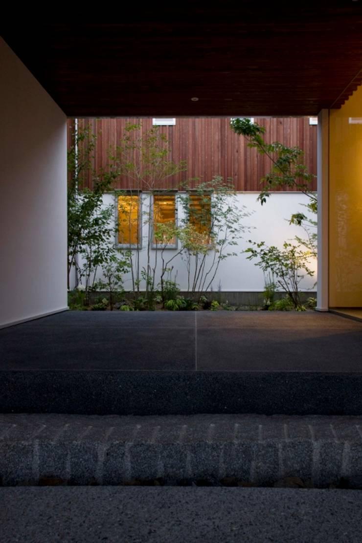 Сады в . Автор – 髙岡建築研究室, Азиатский