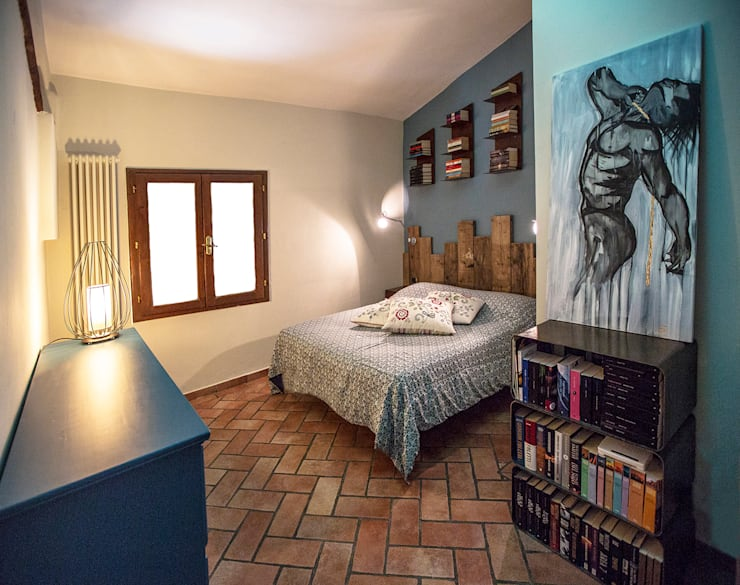 Cose La Camera Da Letto Padronale : Industrial style vintage style von rachele biancalani studio