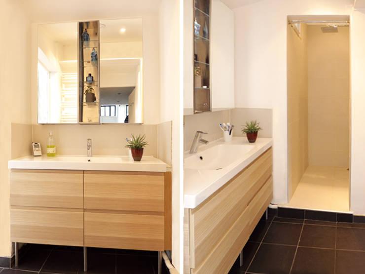 Bathroom by EC Architecture Intérieure