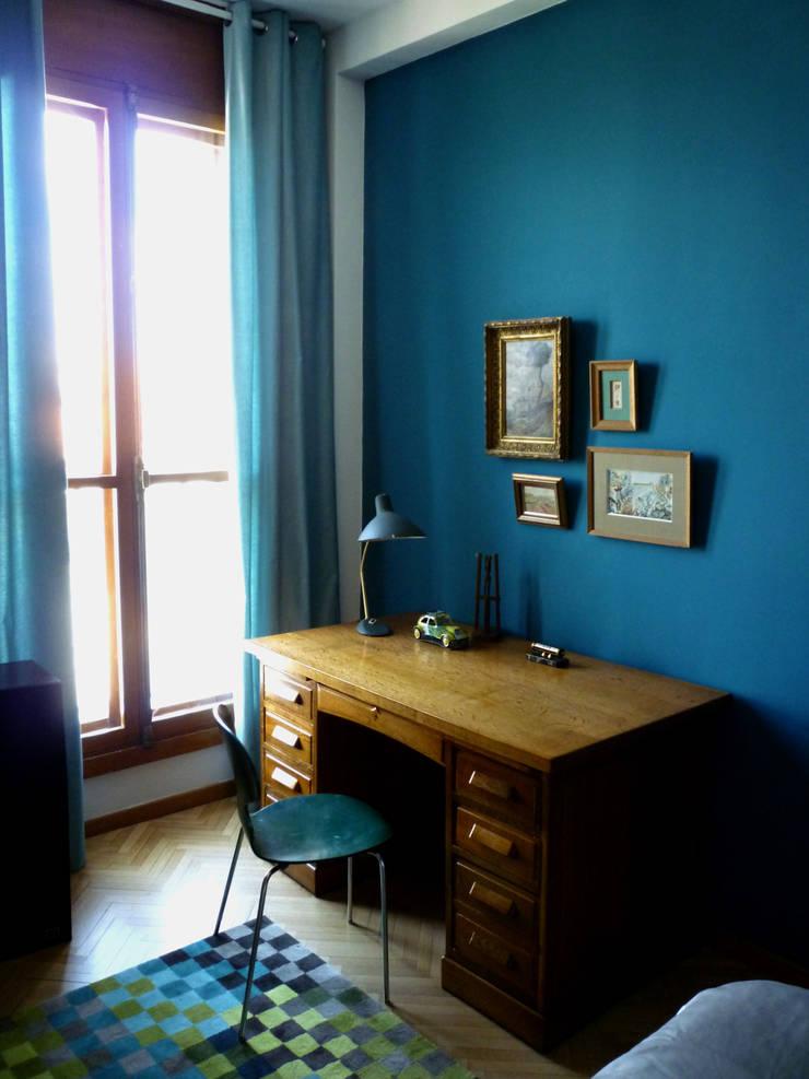 Décoration maison d'hôtes :  de style  par Emmanuelle Diebold