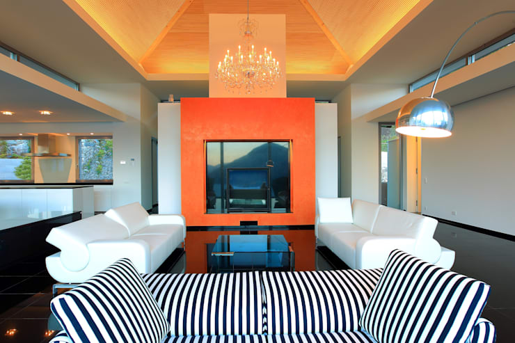 Terrace by Aldo Rampazzi Studio di Architettura
