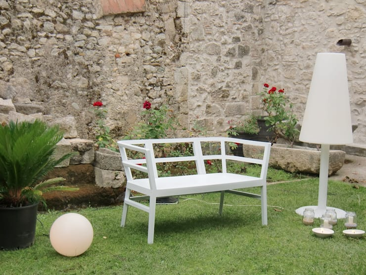 Click-Clack sofa: Hogar de estilo  de RESOL