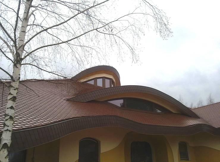 DOM: styl , w kategorii  zaprojektowany przez Architekci Villanette